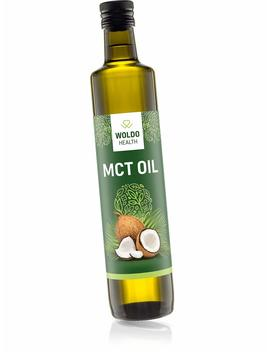 Mct Oil 500ml 100% Coconut Bulletproof Coffee   C8 And C10 Flavorless & Odorless by Amazon