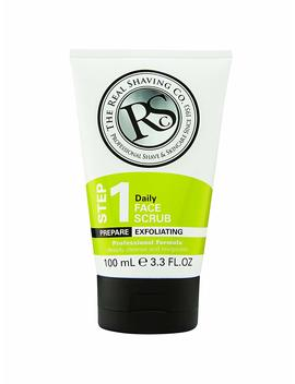 The Real Shaving Company Step 1 Daily Face Scrub 100 Ml by Amazon