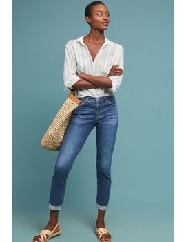 Ag The Prima Mid Rise Skinny Jeans by Ag Jeans