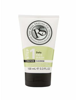 The Real Shaving Company Step 1 Face Wash 100 Ml by Amazon
