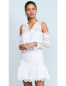 Hold On Cold Shoulder Mini Dress by Suboo