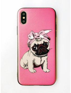 Dog Print I Phone Case by Romwe