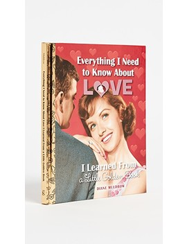 Everything I Need To Know About Love I Learned From A Little Golden Book by Books With Style