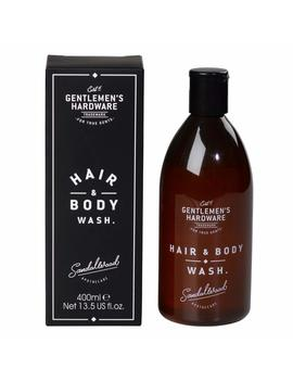 Gentlemen's Hardware Men's Hair And Body Wash   Black by Amazon