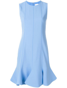 Panelled Flare Dress by Victoria Victoria Beckham