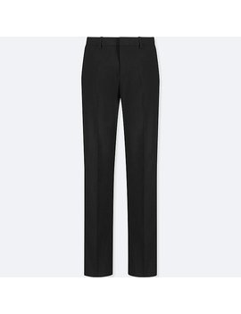Women Stretch Set Up Pants (Online Exclusive) by Uniqlo