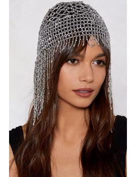 Beading Is Believing Beaded Cap by Nasty Gal