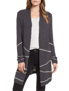 Perk Up Open Front Cardigan by Nic+Zoe