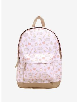 Pusheen Pink Print Backpack by Hot Topic