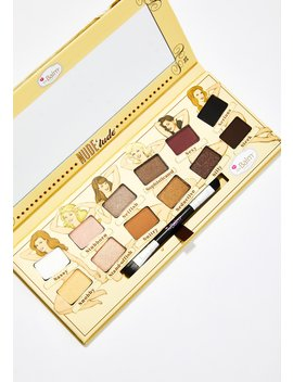 Nude Tude Nude Eyeshadow Palette by The Balm