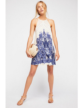 Shea Printed Slip by Free People
