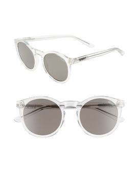 Kosha 49mm Round Sunglasses by Quay Australia