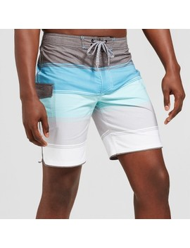 Men's Quintant Board Shorts   Goodfellow & Co™  Blue by Goodfellow & Co™