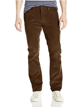 O'neill Men's The Straight Cord Pant by O%27 Neill