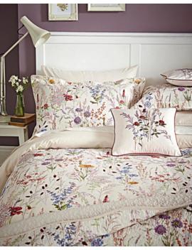 V &Amp; A Blythe Meadow Double Duvet Set Brand New by Ebay Seller