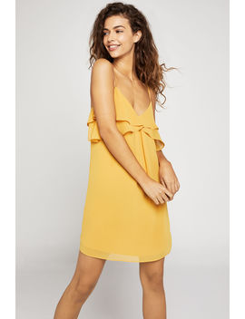 Ruffle Cami Dress by Bcbgeneration