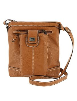 B.O.C. Womens Lakedrive Crossbody Removable Wristlet by B.O.C.