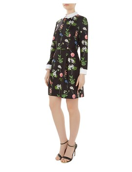 Matredi Florence Layered Look Dress by Ted Baker