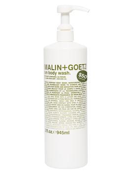 Jumbo Rum Body Wash by Malin+Goetz