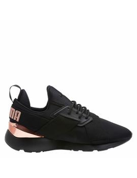 Puma Womens Muse Metal Wn Muse Metal Wn by