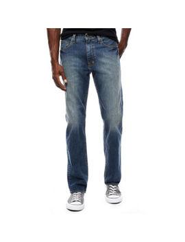 Arizona Flex Slim Straight Jeans by Arizona