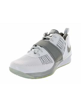 Nike Zoom Revis Cross Trainers White Reflect Silver 555776 100 by Nike