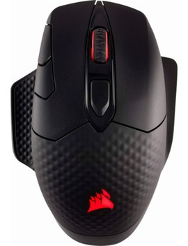 Dark Core Wireless 9 Button Optical Gaming Mouse With Rgb Lighting   Black by Corsair