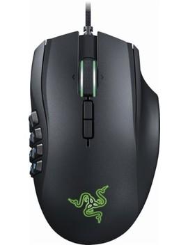 Naga Chroma Usb Mmo Gaming Mouse   Black by Razer