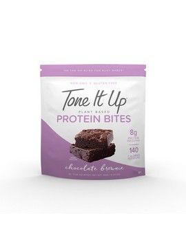 Tone It Up Plant Based Protein Bites   Chocolate Brownie   12ct by Shop This Collection
