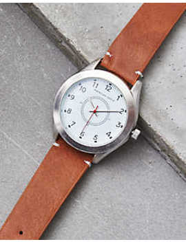 Aeo Leather Watch Strap by American Eagle Outfitters