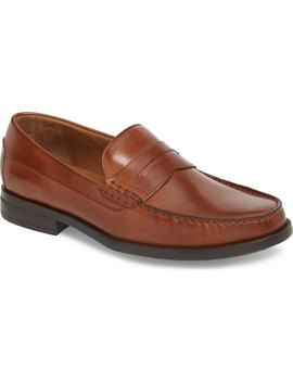 Chadwell Penny Loafer by Johnston & Murphy