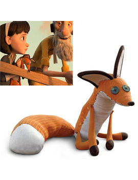 Movie Cute The Little Prince Le Petit Prince 45cm Fox Plush Doll Puppet Toy by Does Not Apply