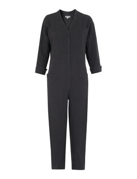 Washed Linen Jumpsuit by Whistles