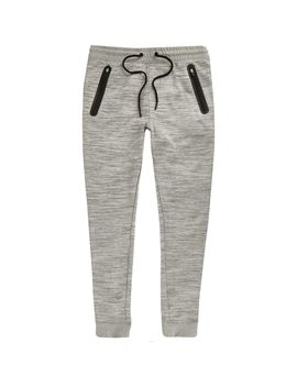 Only & Sons Light Grey Tracksuit Bottoms by River Island