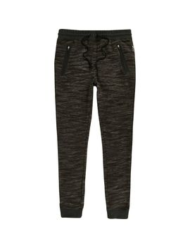 Only & Sons Dark Grey Tracksuit Bottoms by River Island