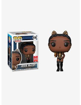 Funko Riverdale Pop! Television Josie Mc Coy Vinyl Figure 2018 Summer Convention Exclusive by Hot Topic