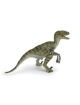Papo Velociraptor Green Figure by Papo
