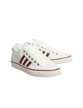 **Adidas Nizza Trainers by Topshop