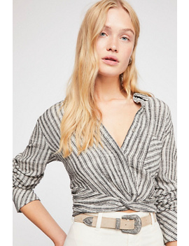 Lust For Life Long Sleeve Top by Free People
