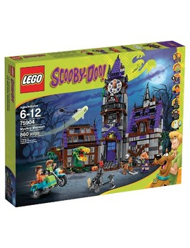 Lego® Scooby Doo Mystery Mansion 75904 by Lego