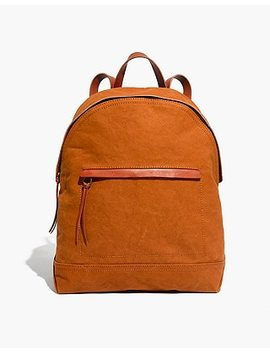 The Adelaide Backpack by Madewell