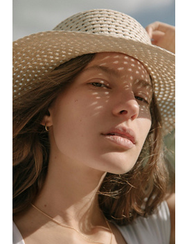 Hidden Hills Boater Hat by Free People