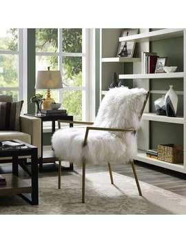 Lena Sheepskin Chair by Generic