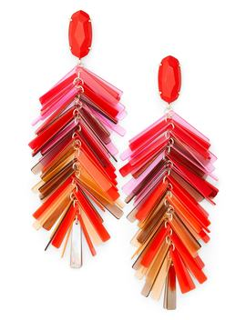 Justyne Drop Earrings by Kendra Scott