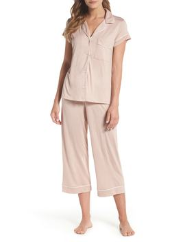 Gisele Crop Pajamas by Eberjey