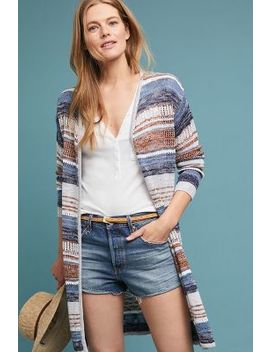 Heaney Striped Cardigan by Anthropologie