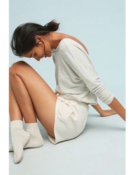 Super Soft Open Back Pullover by Monrow