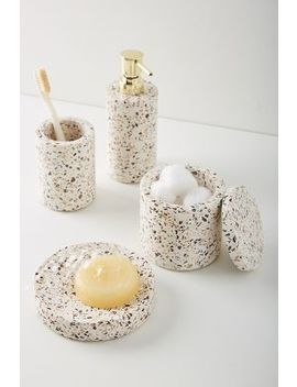 Terrazzo Bath Collection by Anthropologie