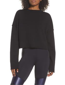 Stance Crop Sweatshirt by Alala