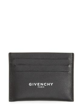 Leather Card Case by Givenchy